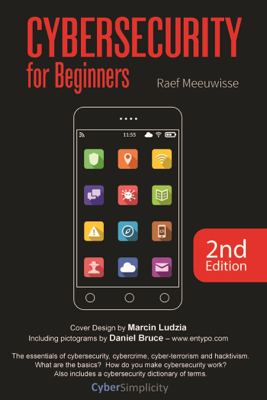 Cybersecurity for Beginners - Raef Meeuwisse book
