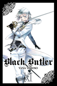 Black Butler, Vol. 11 Boekomslag