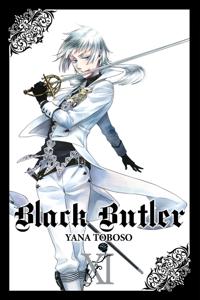 Black Butler, Vol. 11 Boekomslag