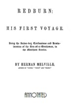 Redburn: His First Voyage (Annotated)
