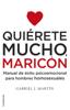 Gabriel J. Martín - Quiérete mucho, maricón artwork