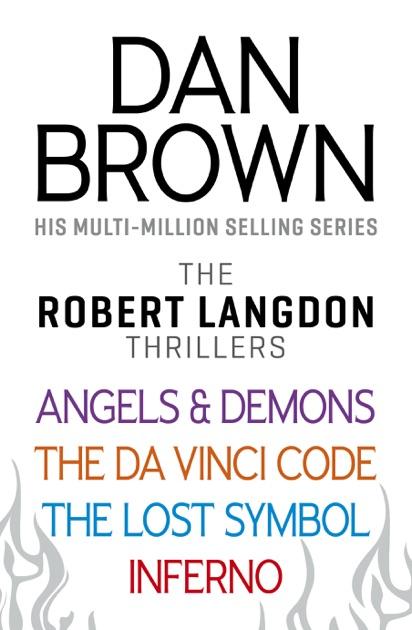 Dan Browns Robert Langdon Series By Dan Brown On Ibooks