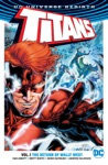 Titans Vol 1 The Return Of Wally West