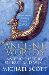 Ancient Worlds Cover Book