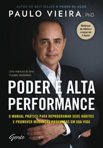 Poder e Alta Performance Capa de livro