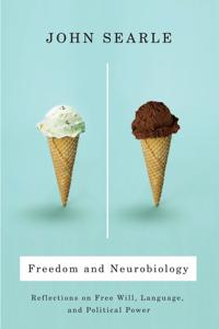 Freedom and Neurobiology La couverture du livre martien