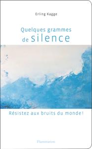 Quelques grammes de silence La couverture du livre martien