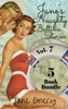 Jane's Naughty Bedtime Stories: 5 Book Bundle, Vol. 7