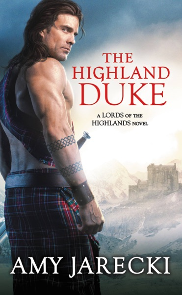 The Highland Duke - Amy Jarecki book cover