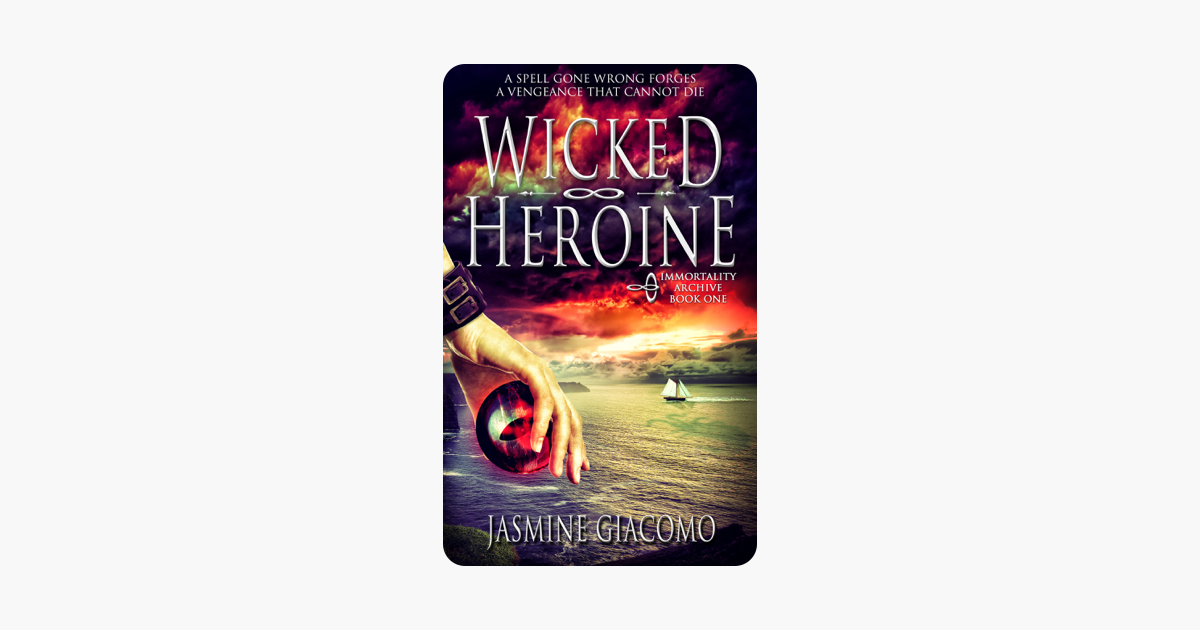 The Wicked Heroine on Apple Books