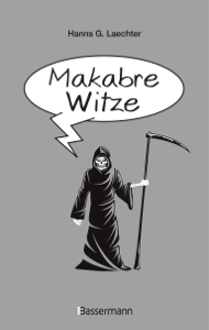 Makabre Witze Buch-Cover