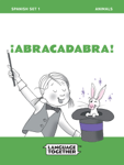Spanish Animals Read Aloud Book: Spanish Set One