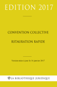 Convention collective Restauration rapide
