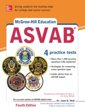 McGraw-Hill Education ASVAB with DVD, Fourth Edition