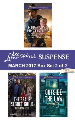 Margaret Daley, Elisabeth Rees & Michelle Karl - Harlequin Love Inspired Suspense March 2017 - Box Set 2 of 2