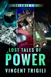 The Lost Tales of Power book