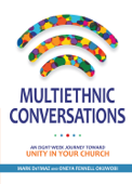Multiethnic Conversations Book Cover