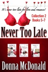 Never Too Late Collection 2 Books 5-7