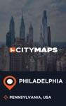City Maps Philadelphia Pennsylvania USA