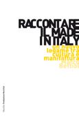 Raccontare il Made in Italy Book Cover