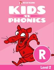 Learn Phonics: R - Kids vs Phonics (iPhone Version)