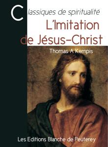 L'Imitation de Jésus-Christ La couverture du livre martien