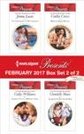 Harlequin Presents February 2017 - Box Set 2 Of 2