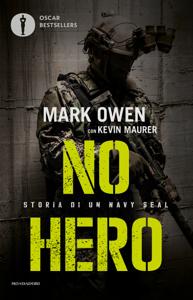 No Hero Copertina del libro