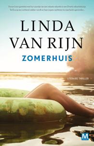 Zomerhuis Boekomslag