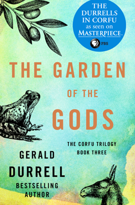 Gerald Durrell - The Garden of the Gods book