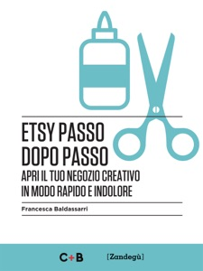 Etsy passo dopo passo Book Cover