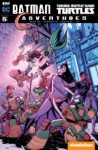 BatmanTeenage Mutant Ninja Turtles Adventures 5
