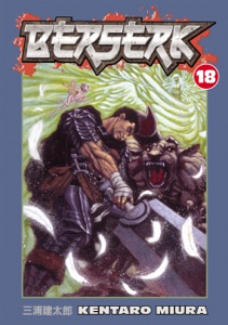 Berserk Volume 18 Book Cover