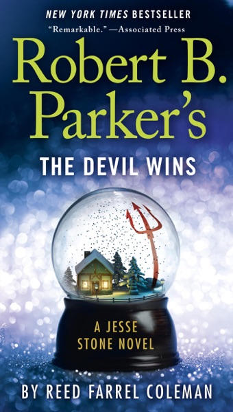 Robert B. Parker's The Devil Wins - Reed Farrel Coleman book cover