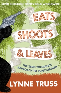 Eats, Shoots and Leaves Book Cover