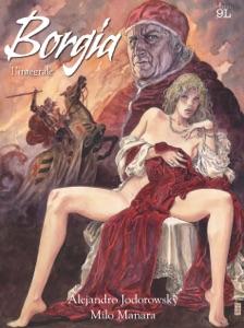 Borgia. L'Integrale (9L) Book Cover
