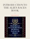 Introduction To The Alien Races Book