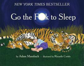 Go the F**k to Sleep book