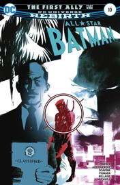All Star Batman (2016-2017) #10