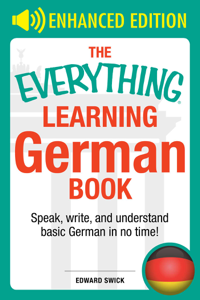The Everything Learning German Book Libro Cover