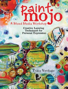 Paint Mojo - A Mixed-Media Workshop Book Cover