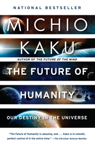 The Future of Humanity Book Cover