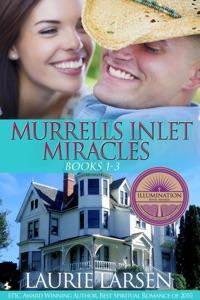 Murrells Inlet Miracles boxset: Books 1 - 3 par Laurie Larsen Couverture de livre