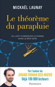 Le théorème du parapluie ou L'art d'observer le monde dans le bon sens La couverture du livre martien