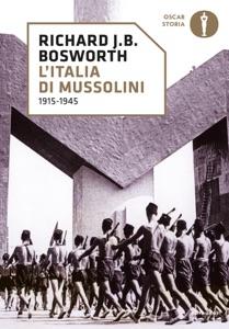 L'Italia di Mussolini Book Cover