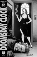 Geoff Johns & Gary Frank - Doomsday Clock (2017-2019) #10 artwork