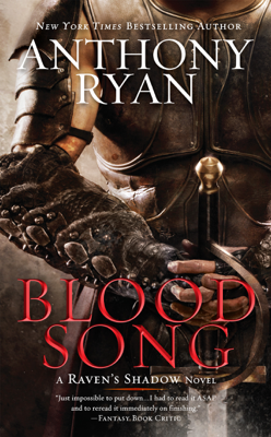 Anthony Ryan - Blood Song book