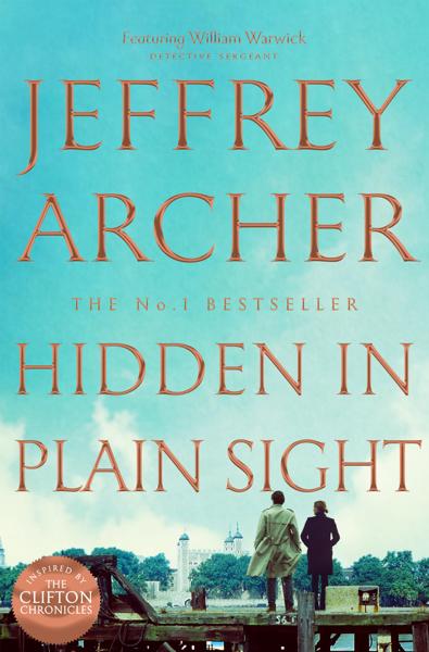 Hidden in Plain Sight por Jeffrey Archer