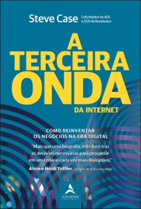 A Terceira Onda da Internet Book Cover