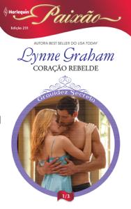 Coração rebelde Book Cover
